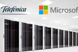 Microsoft abre una nueva Región de Centros de Datos en España y amplía la colaboración estratégica con Telefónica