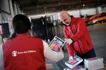 Save the Children - Samsung