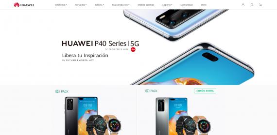 Huawei - Tienda Online