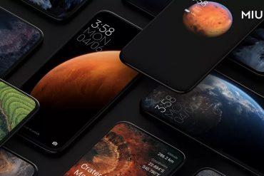 Xiaomi MIUI12