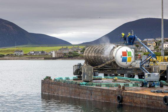 Microsoft Proyecto Natick