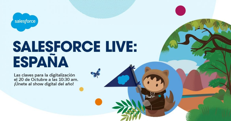 Salesforce Live 2020
