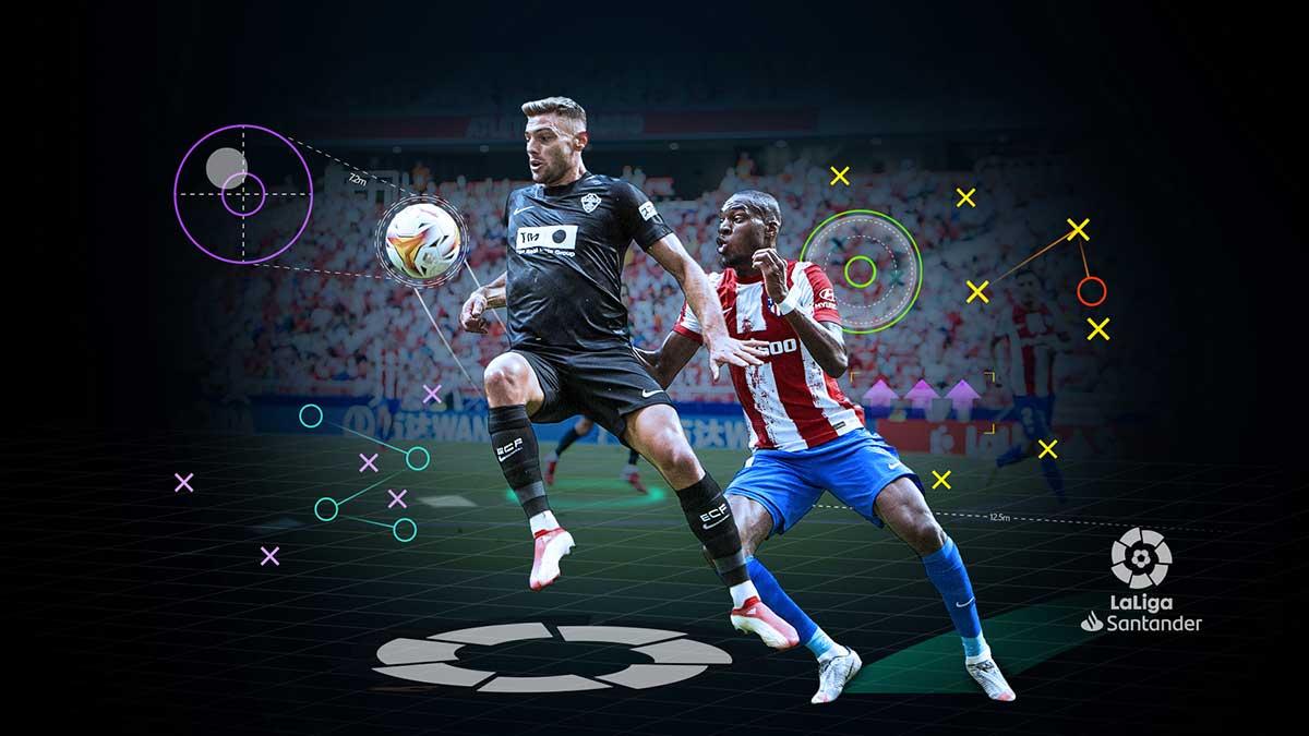 LaLiga y Microsoft presentan Beyond Stats, un proyecto de análisis futbolístico avanzado que profundiza en el juego de cada equipo